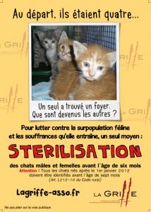 Tract stérilisation