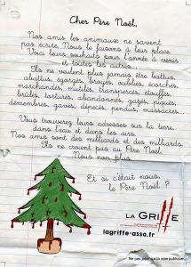 LG Flyer Père Noël