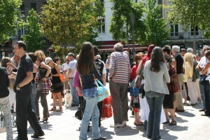 En 2011, La Griffe avait organisé, place de Jaude, à Clermont-Ferrand, une manifestation de protestation contre l'inscription de la corrida au PCI.