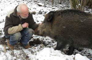 Bichette et Guy décembre 2010