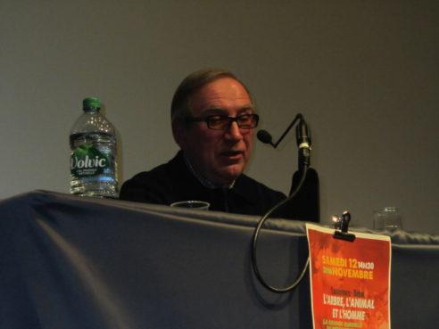 Gérard Charollois, un «homme de mieux» invité par La Griffe